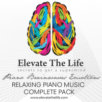 Relaxing Piano Music Complete Pack