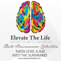 Theta Level 6.3 Hz Into The Supermind