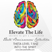 Theta Level 7.5 Hz Into The Spirit