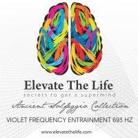 Violet Frequency Entrainment 693 Hz Mp3
